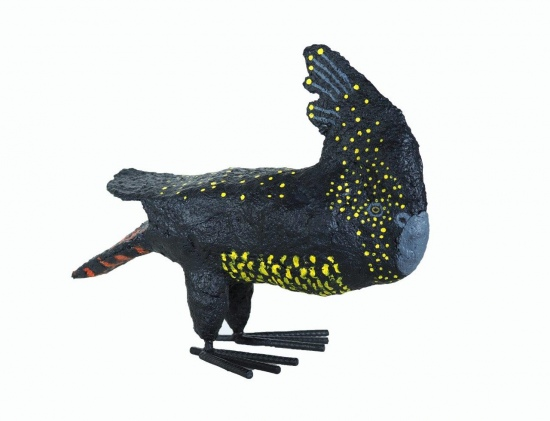 Lloyd Long, Redtailed cockatoo