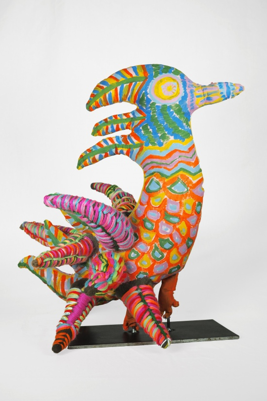 Roxanne Petrick, Rooster, 2021