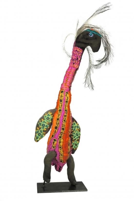 Dulcie Sharpe, Long Standing Bird, 2021