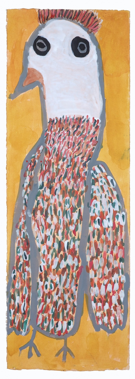 Trudy Inkamala, Big Bird, 2020