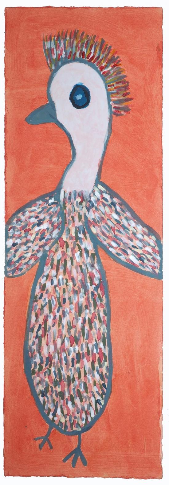 Trudy Inkamala, Bird, 2021
