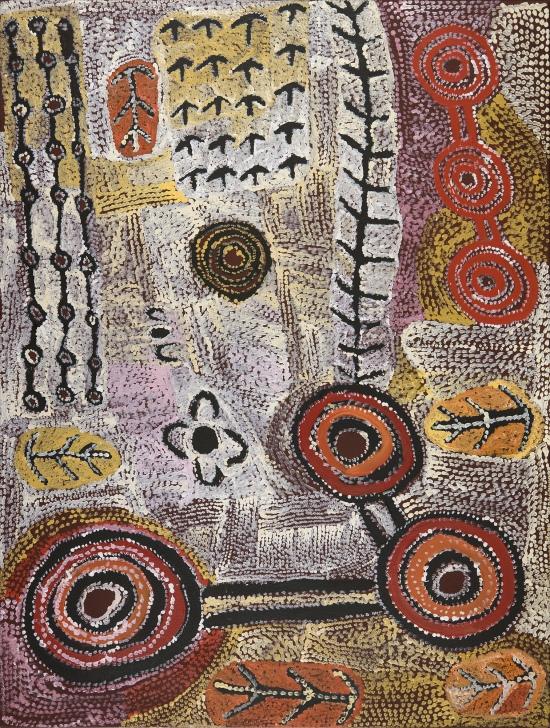 Alec Baker, Ngura (Country), 2021
