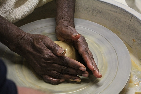 Pottery Workshop at Central Craft