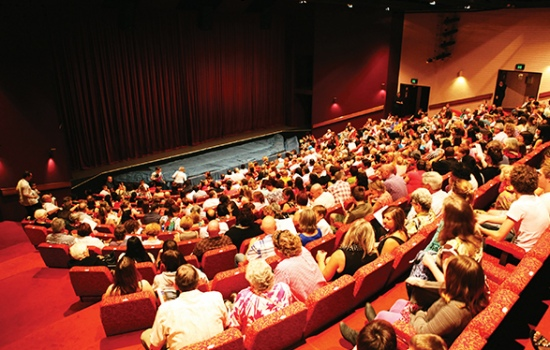 Araluen Arts Centre theatre
