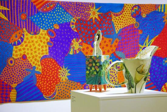 Galleries vase