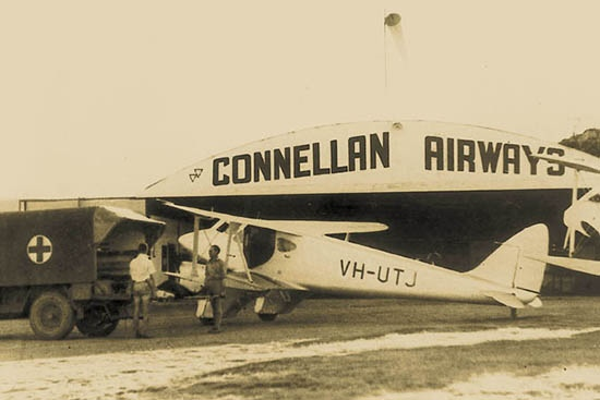 Connellan Airways Hangar